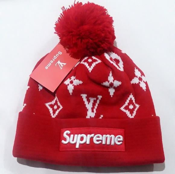 407a4a61f64 Louis Vuitton Supreme Accessories